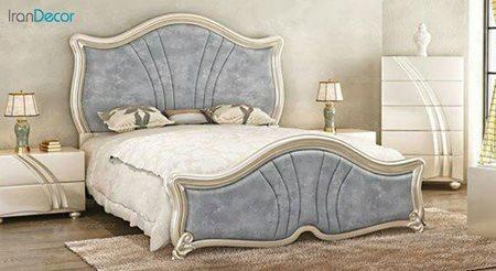 تخت خواب دو نفره مادرین مدل شانا