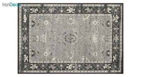 فرش ماشینی طرح پتینه کرامتیان مدل 597511