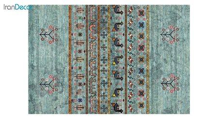 فرش ماشینی طرح پتینه کرامتیان مدل 599204