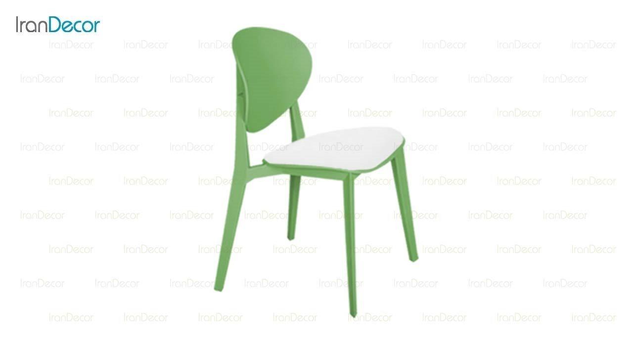 صندلی پلاستیکی تشک دار اسکای مدل P618 از صنایع نظری