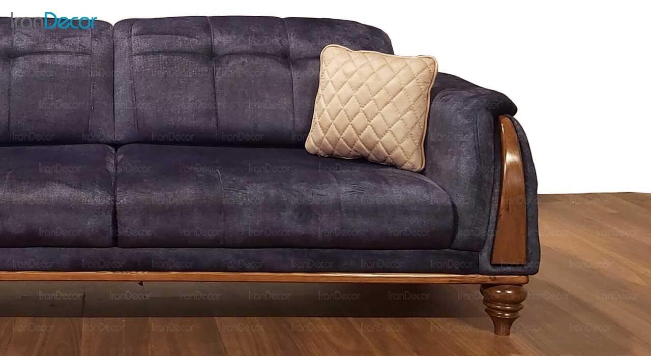 کاناپه راحتی سه نفره نیک آذین مدل کلمبیا