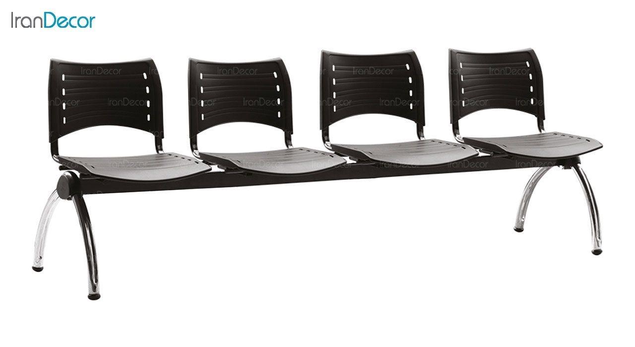 صندلی انتظار چهار نفره اسمارت مدل N824 ازصنایع نظری