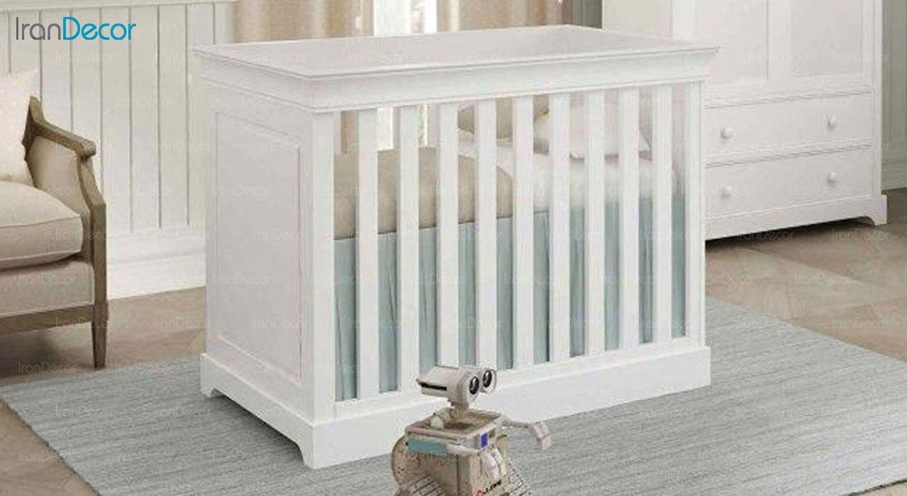 تخت خواب نوزاد چری مدل C122