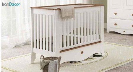 تخت خواب نوزاد چری مدل C124