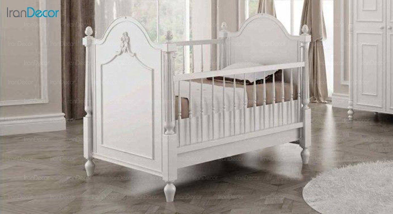 تخت خواب نوزاد چری مدل C137