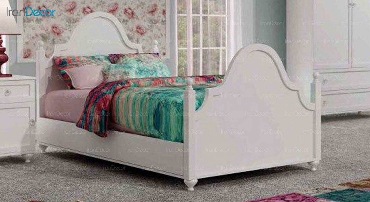 تخت خواب نوجوان چری مدل C303