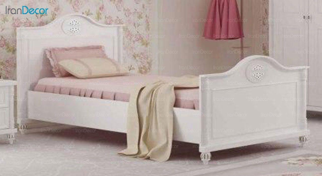 تخت خواب نوجوان چری مدل C304