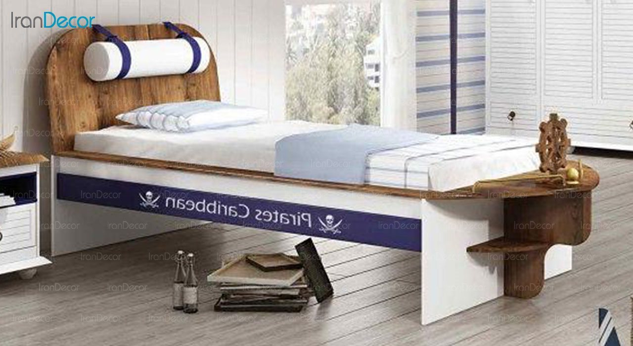 تخت خواب نوجوان چری مدل C306