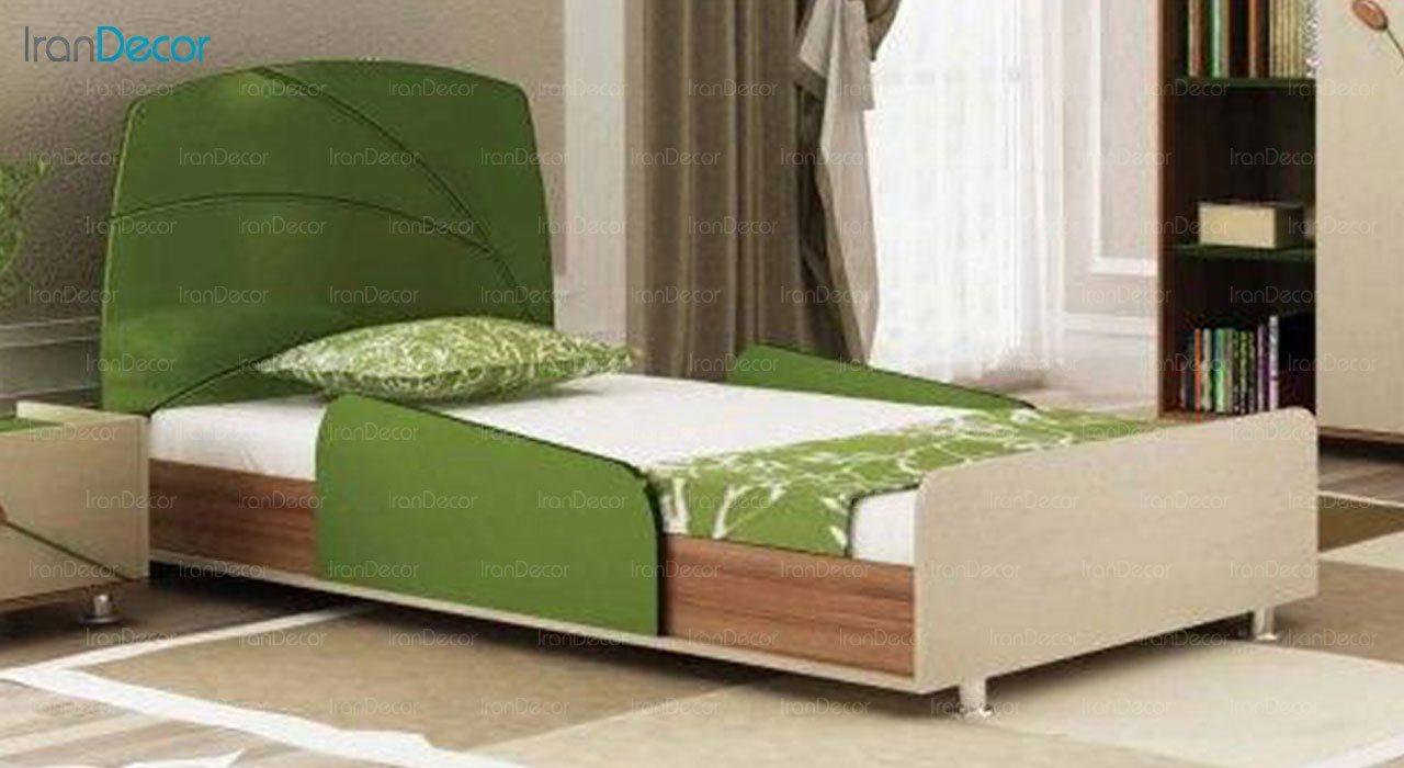 تخت خواب نوجوان چری مدل C307