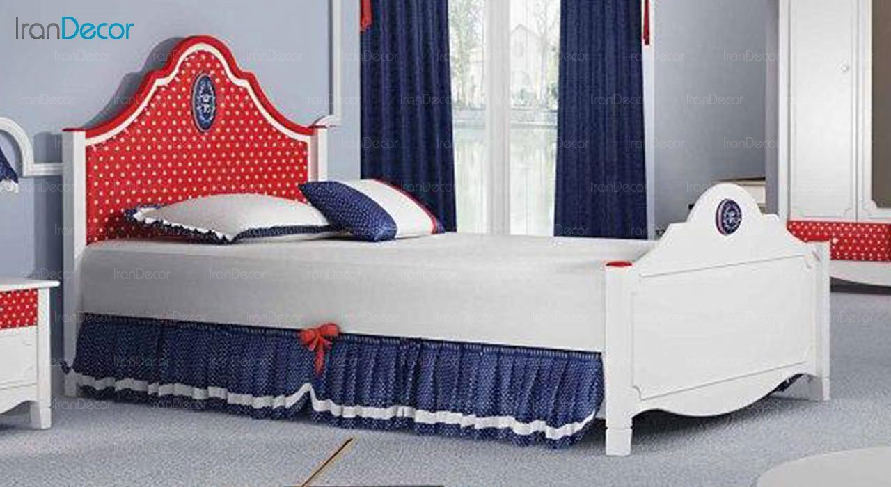 تخت خواب نوجوان چری مدل C308
