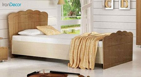 تخت خواب نوجوان چری مدل C318