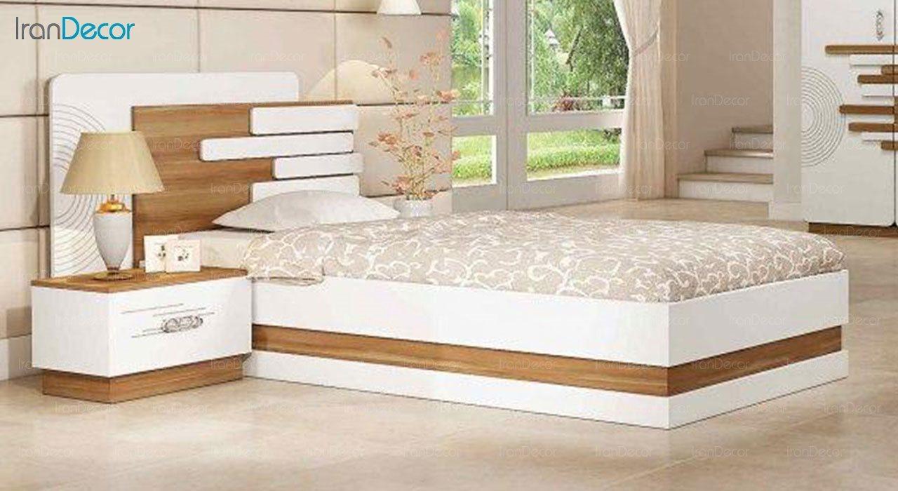 تخت خواب نوجوان چری مدل C336