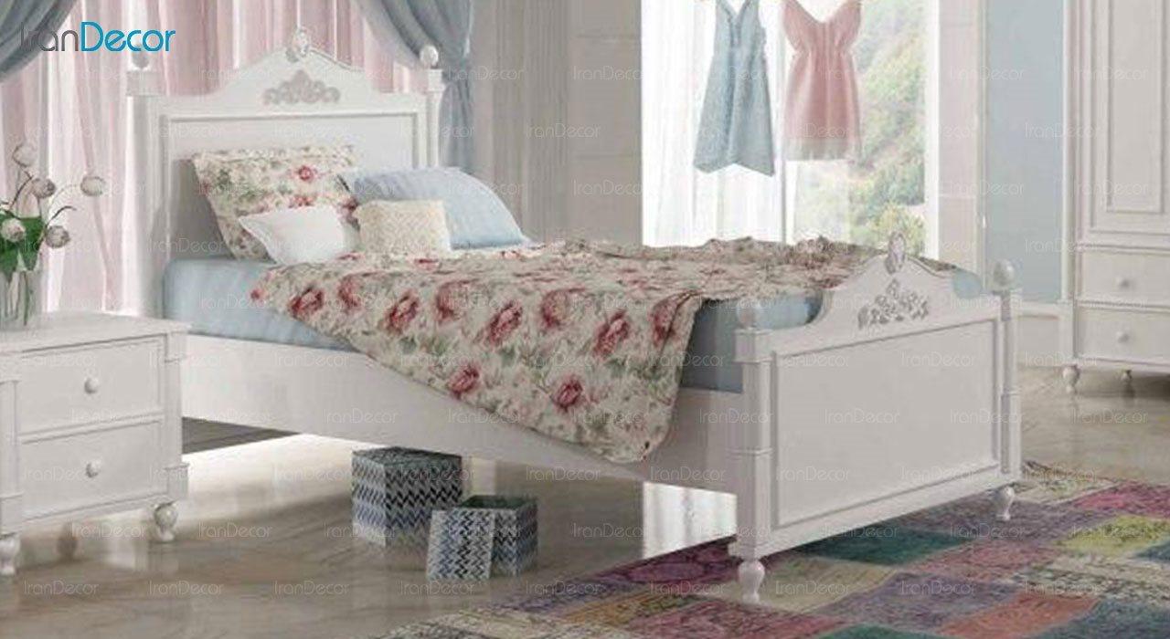 تخت خواب نوجوان چری مدل C338