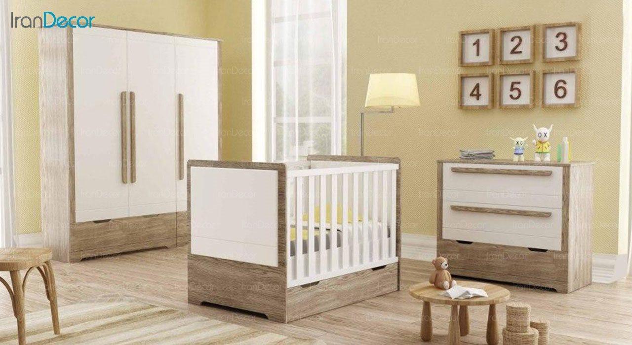 سرویس خواب نوزاد فراز مدل F102