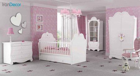 سرویس خواب نوزاد فراز مدل F104