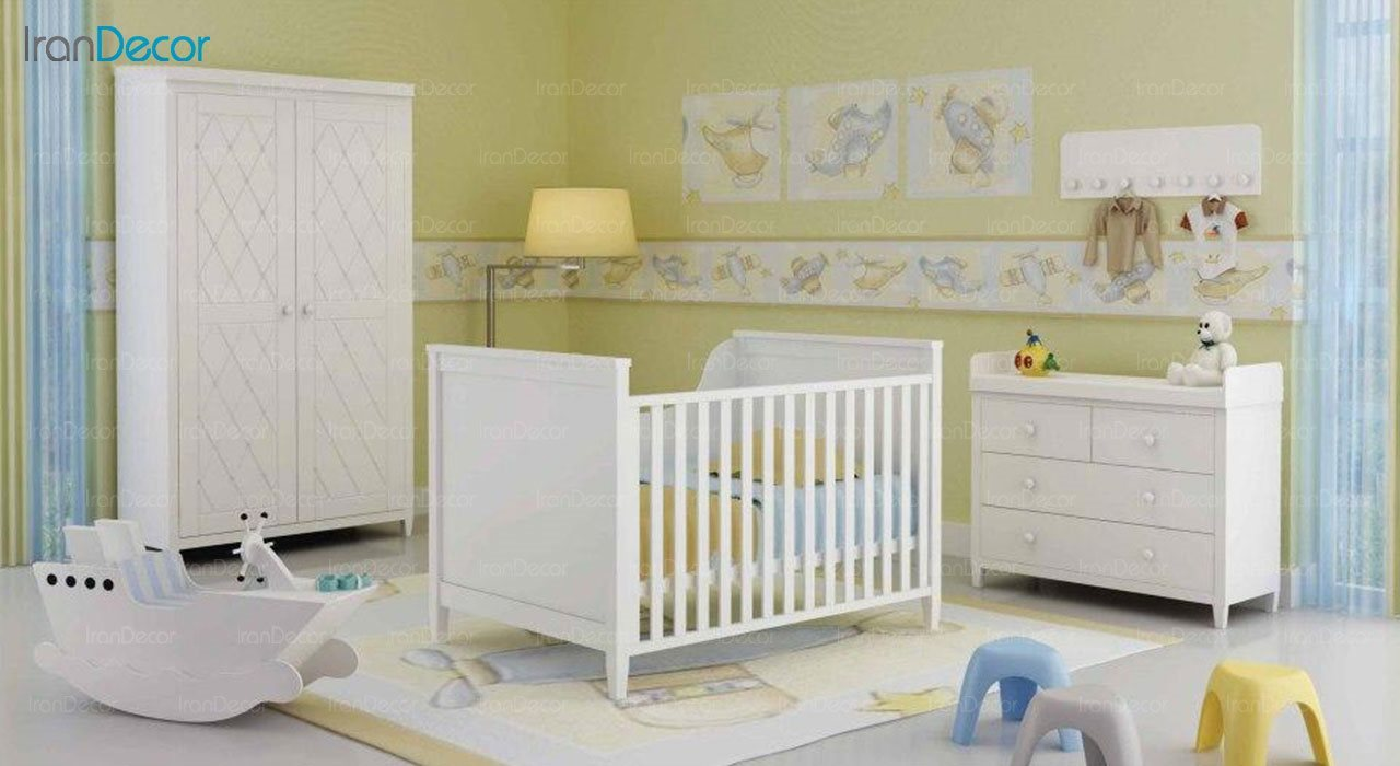 سرویس خواب نوزاد فراز مدل F105