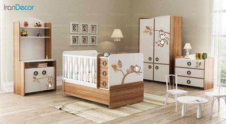 سرویس خواب نوزاد فراز مدل F107