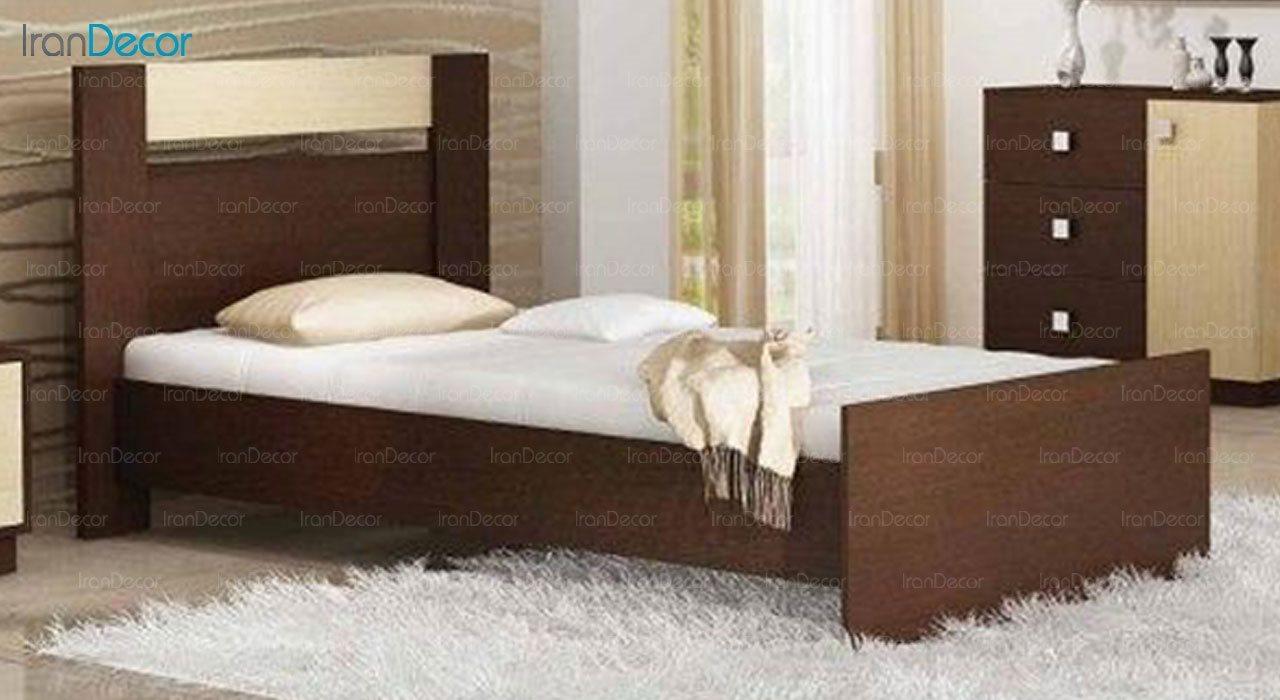تخت خواب نوجوان فراز مدل F331