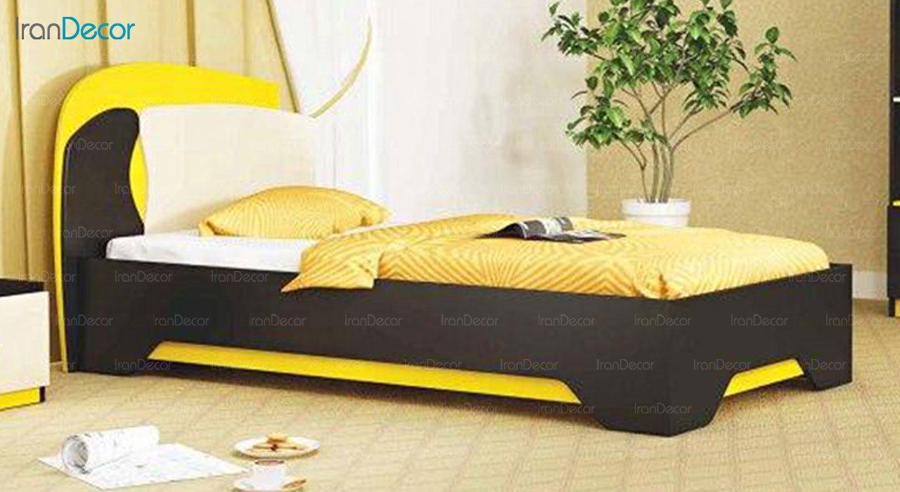 تخت خواب نوجوان فراز مدل F333