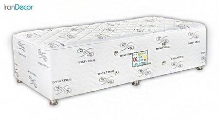 تشک تخت سوپر طبی وگال مدل کوئین ست