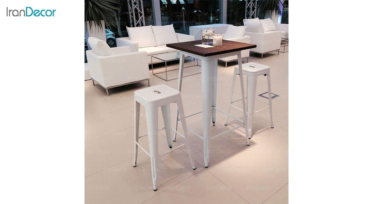 چهارپایه کانتر نظری مدل تولیکس N503