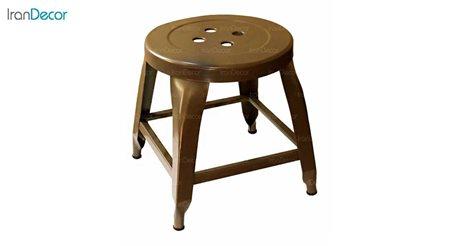 چهارپایه فلزی ساده کد 113 از نهال سان