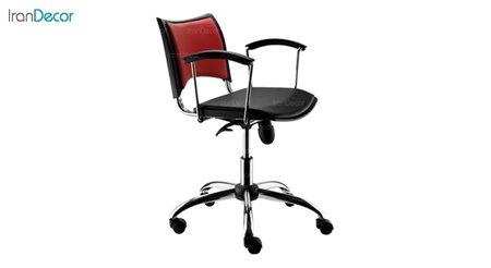 تصویر صندلی اپراتوری تشک دار نظری مدل اسمارت کد P830G