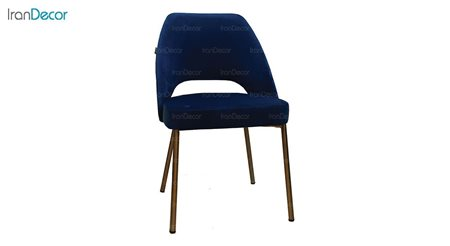 تصویر صندلی پایه فلزی نظری مدل ورونیکا P921
