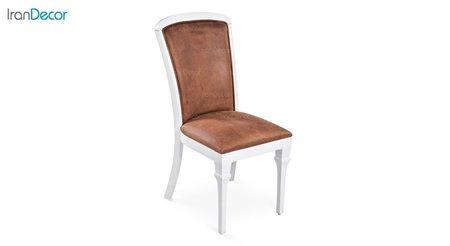 صندلی ناهار خوری چوبی مدل کاترین