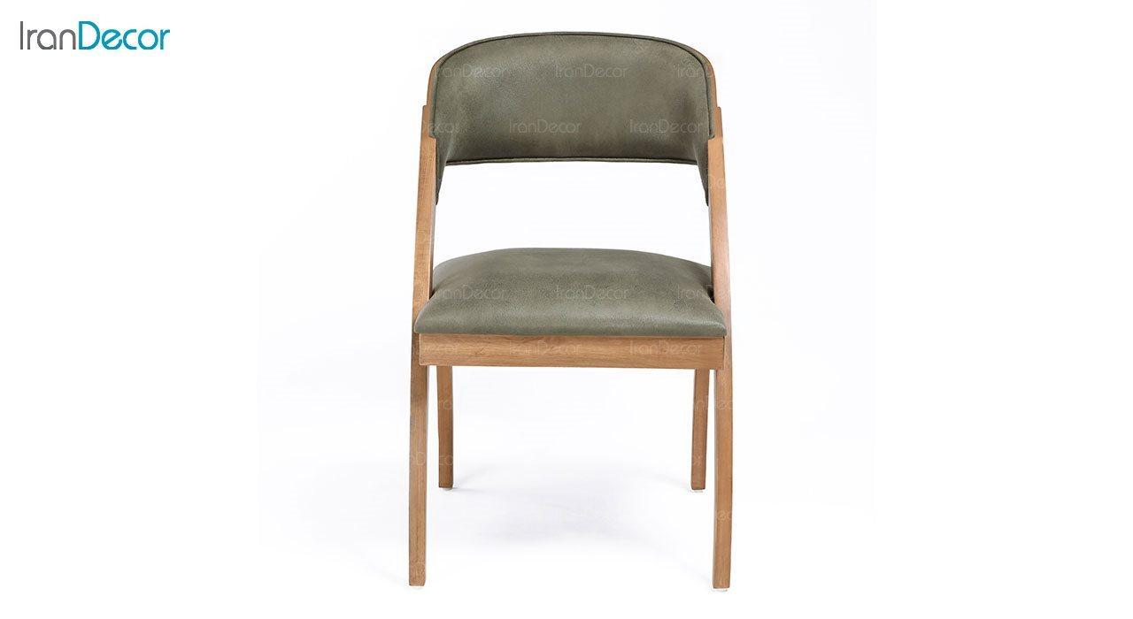 صندلی ناهار خوری چوبی مدل آیتا