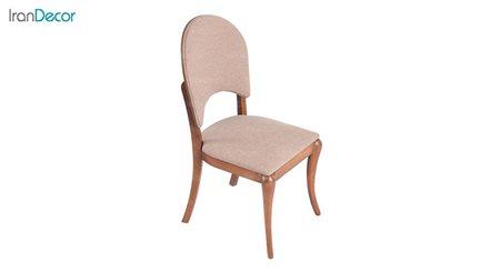 صندلی ناهار خوری چوبی مدل توکا