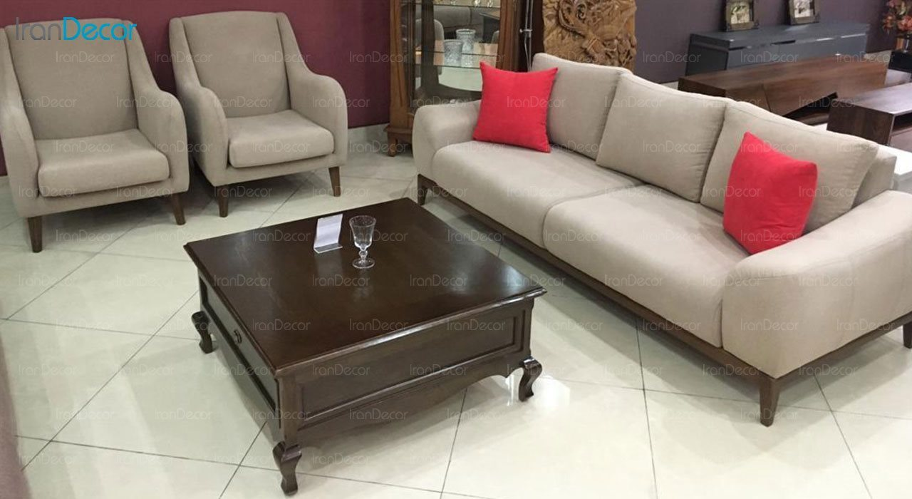 کاناپه راحتی سه نفره اوهر مدل ناتالی