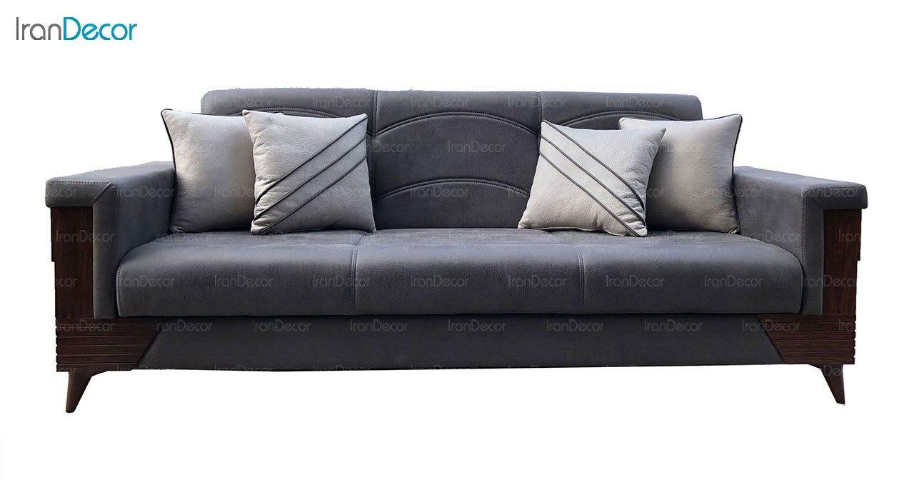 کاناپه سه نفره تختخواب شو اوهر مدل پالرمو