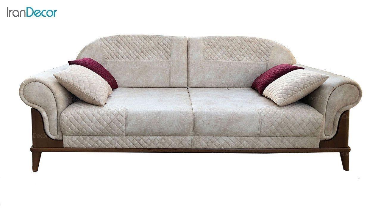 کاناپه راحتی سه نفره اوهر مدل پرنس