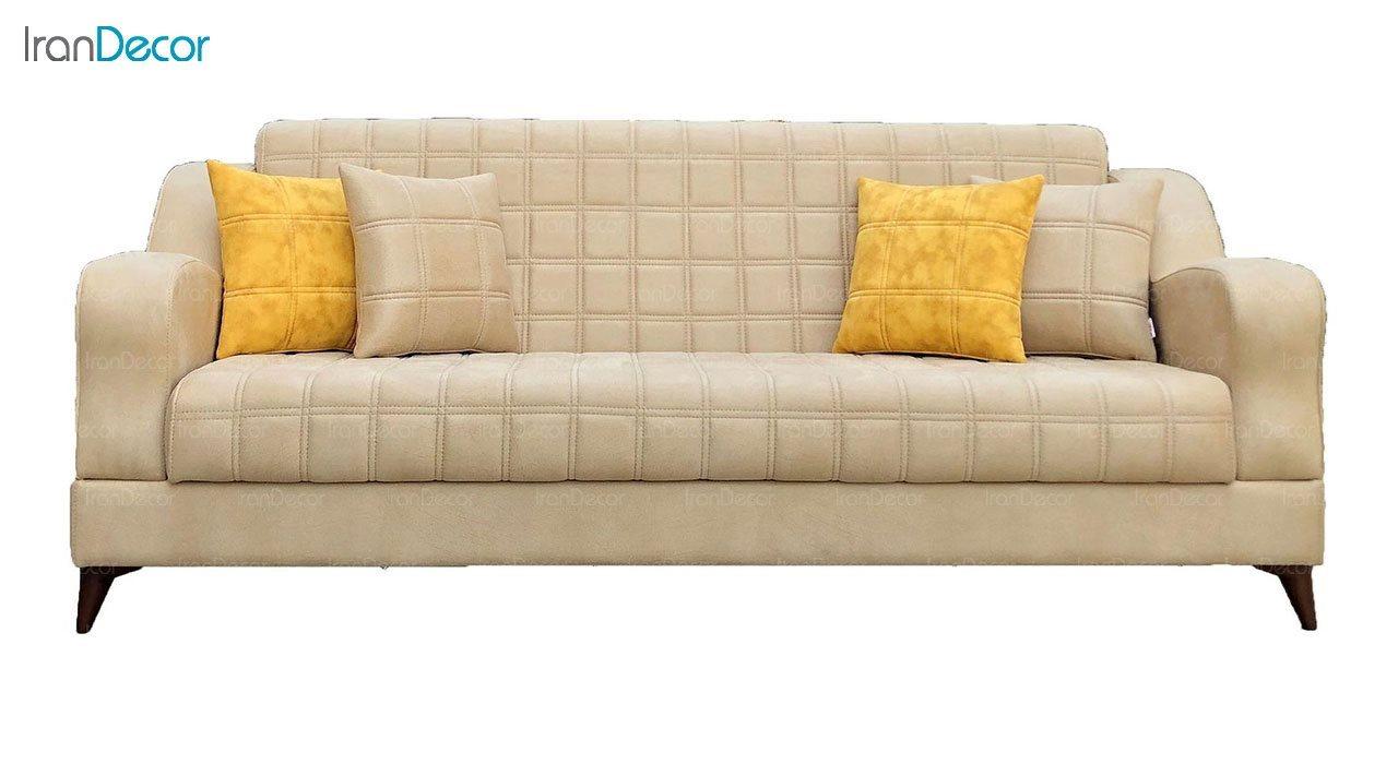 کاناپه سه نفره تختخواب شو اوهر مدل لوکا