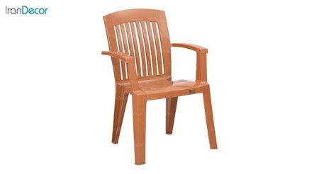 تصویر صندلی دسته دار پلاستیکی نظری مدل فاوری 506