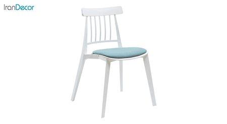 صندلی پلاستیکی تشک دار کوئین مدل P615 از صنایع نظری