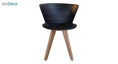 تصویر صندلی پایه چوبی نظری مدل پوینت N731W