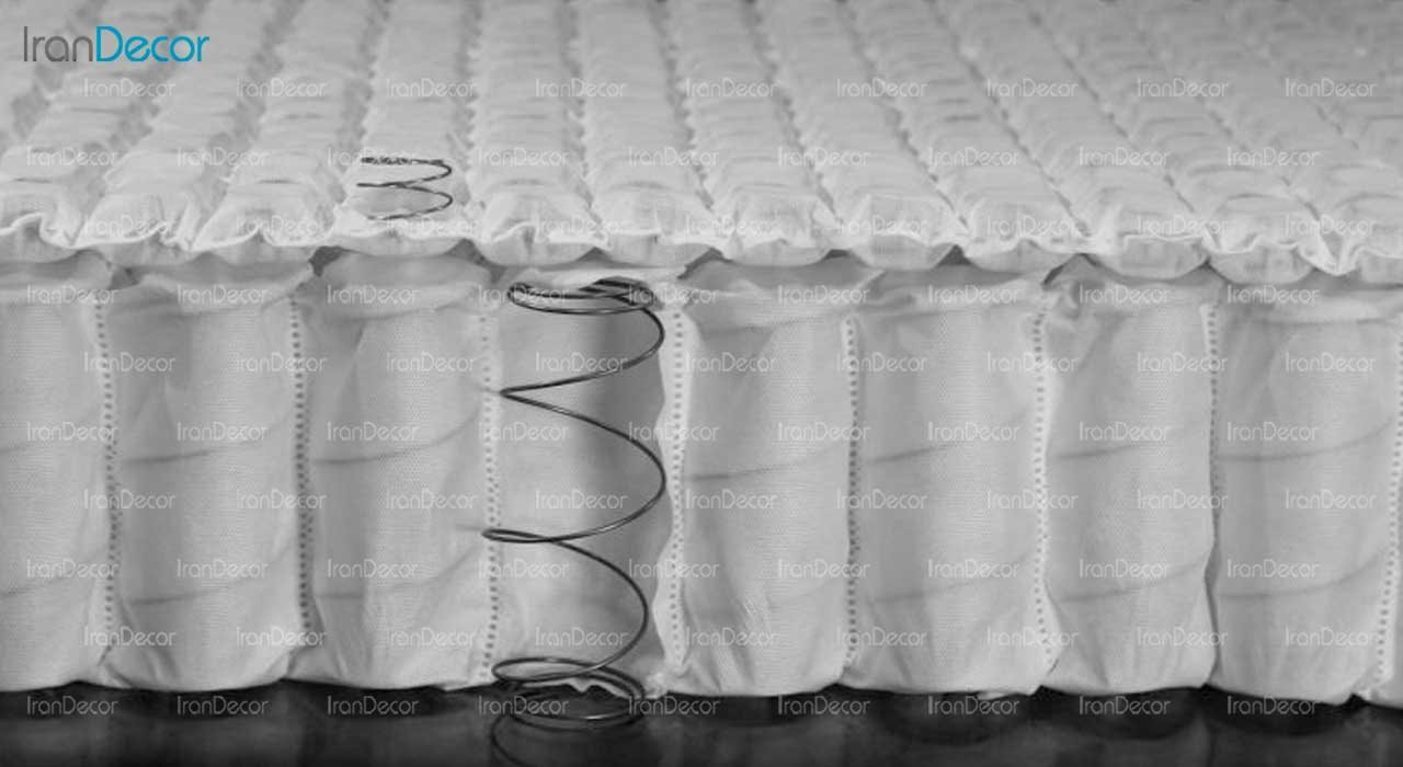 فنر پاکتی تشک طبی فنری رویا مدل اولترا 1