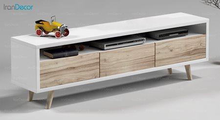میز تلویزیون میزبان مدل M-123