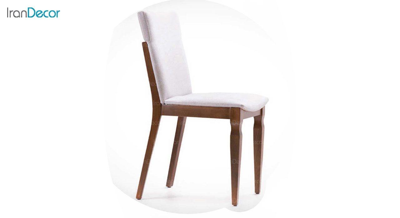 صندلی ناهار خوری چوبی بهار نارنج مدل رایو