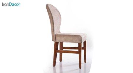 صندلی ناهار خوری چوبی بهار نارنج مدل ریما