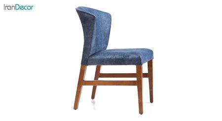 صندلی ناهار خوری چوبی بهار نارنج مدل نهال