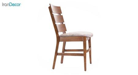 صندلی ناهار خوری چوبی بهار نارنج مدل وستا