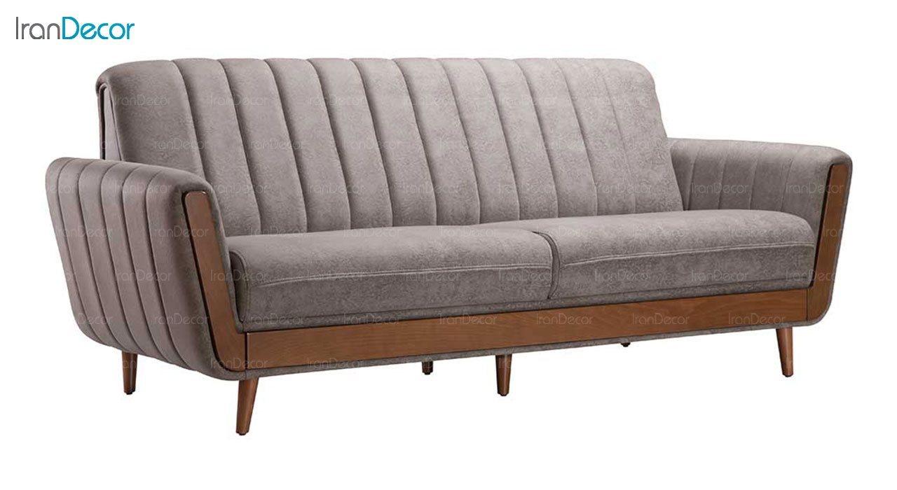 کاناپه راحتی سه نفره بهار نارنج مدل سلار