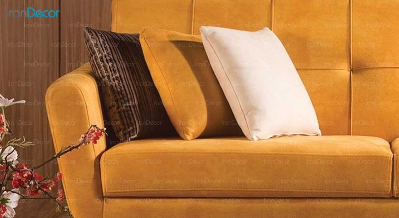 کاناپه راحتی سه نفره بهار نارنج مدل ماتیسا