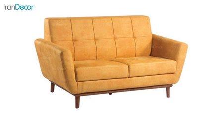 کاناپه راحتی دو نفره بهار نارنج مدل ماتیسا