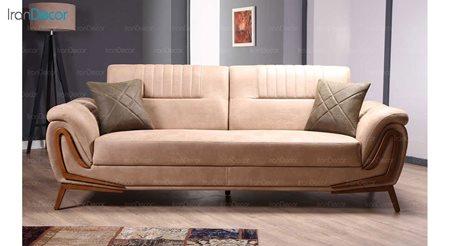 کاناپه راحتی سه نفره بهار نارنج مدل رزا