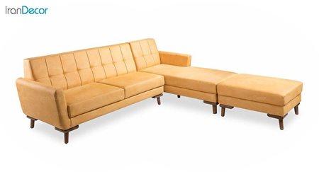 مبل ال راحتی بهار نارنج مدل ماتیسا
