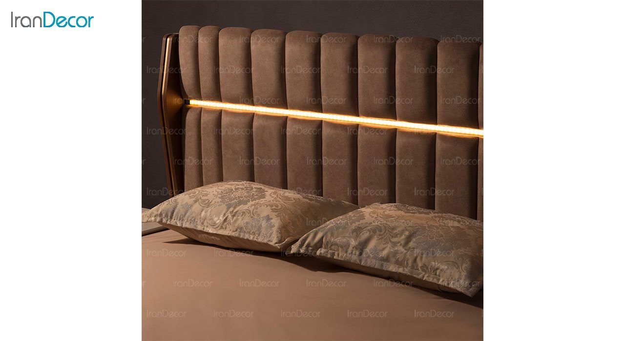 تخت خواب بهار نارنج مدل روژان